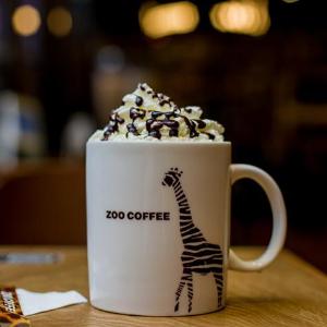 zoo coffee館口感絲滑