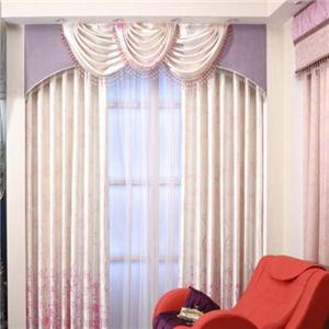 莫扎特窗簾布藝簡約