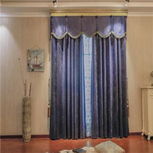 巴黎灣品牌窗簾簡約奢華