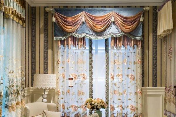 巴黎灣品牌窗簾高雅簡單