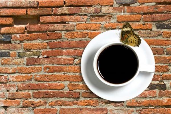 紅磚咖啡不加糖
