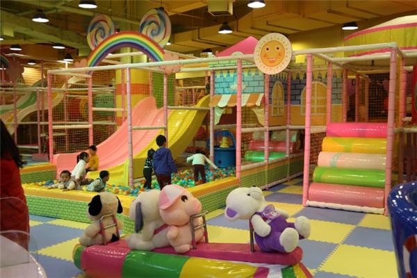 金源兒童樂園驚險刺激