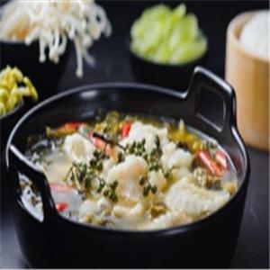 魚得水酸菜魚米飯口感爽脆