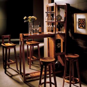 歐法特家具高腳桌