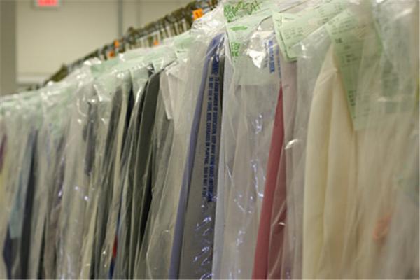 高富德洗衣整潔