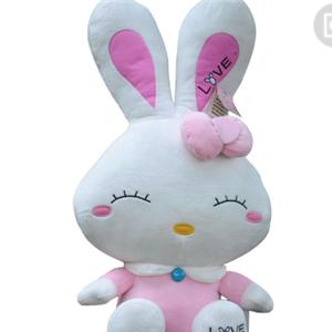 智樂堡兒童玩具兔子