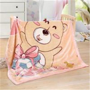 昆慶集團卡通毛毯