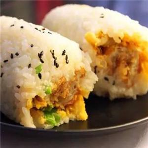 慻村啊妈粢饭团生菜