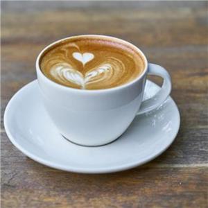 慢咖啡爱心