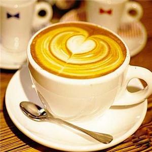 慢咖啡奶茶