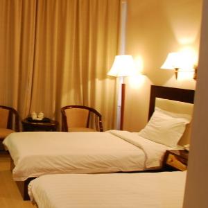 八號酒店雙人房