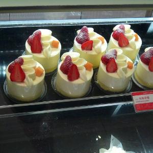 優格甜品很美味