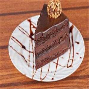 上花轎甜品巧克力味