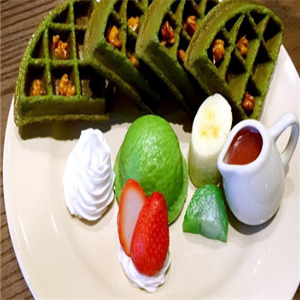 湘潭甜品抹茶餅干