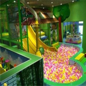 newleshi兒童樂園淘氣堡