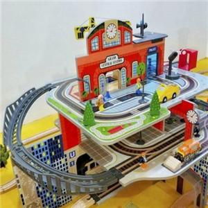 童話玩具智慧園益智玩具