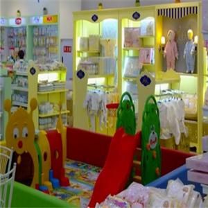 嬰之洋母嬰生活館玩具區