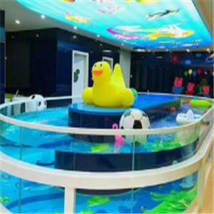 好寶寶游泳館小黃鴨款