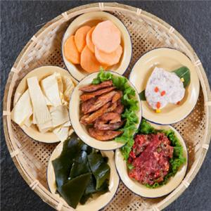 仟紅焰市井火鍋特色菜