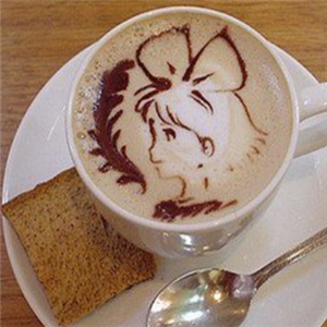 卡娃咖啡巧克力味