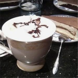 卡娃咖啡優雅、細膩