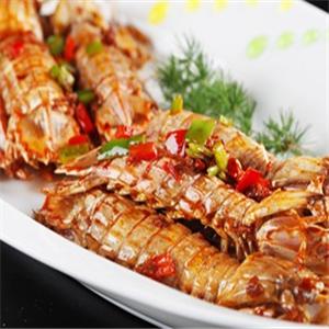 伊絲貝特海鮮自助餐連皮皮蝦