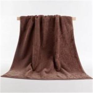 波絲米亞褐色毛巾
