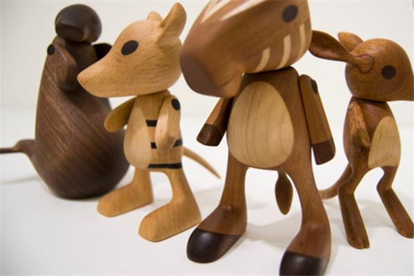 智樂堡兒童玩具木質