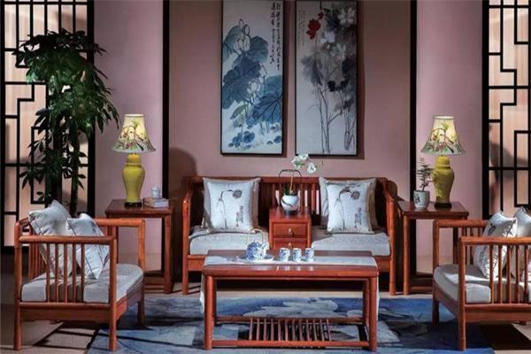 廣東新紅陽家具古典風
