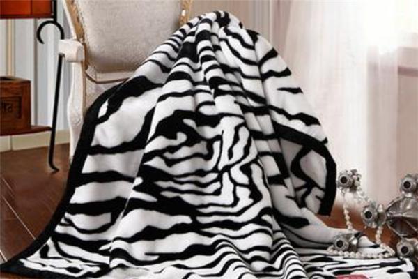昆慶集團毛毯紋路