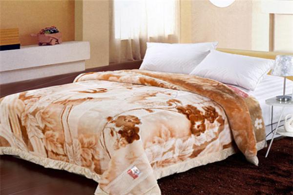 昆慶集團毛毯質量