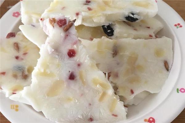 米欧冻酸奶美味