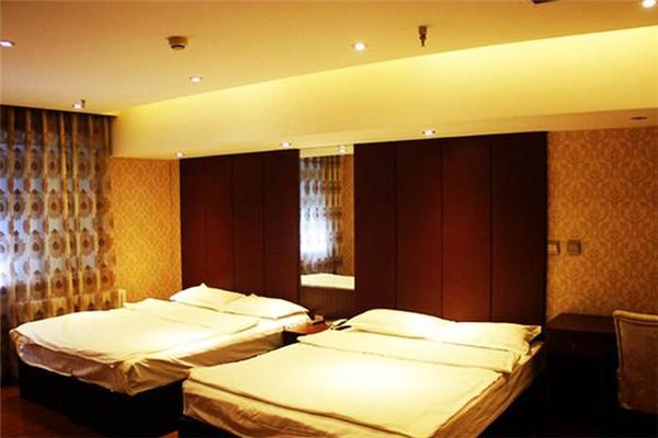 宴會堂酒店雙人床