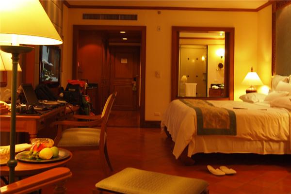 如一酒店大房間