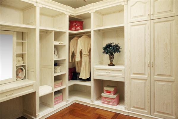 康潔整體衣柜歐式