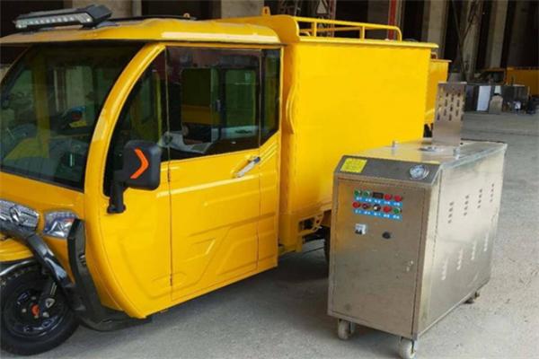 凱萊利蒸汽洗車機方便攜帶