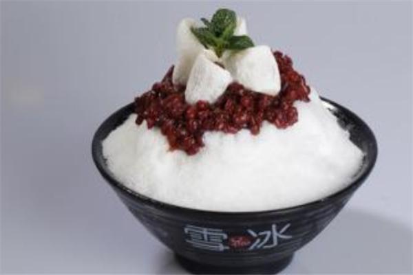 紐克雪冰甜品紅豆甜品
