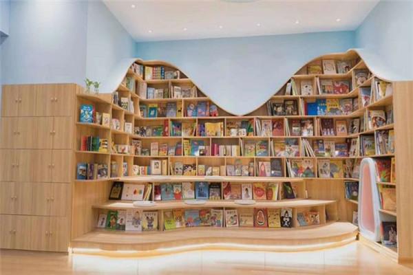 三千鹿繪本館書館