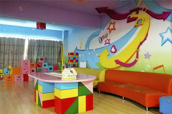 童話玩具智慧園活動室