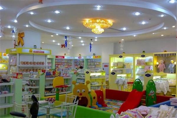 嬰之洋母嬰生活館游玩區域