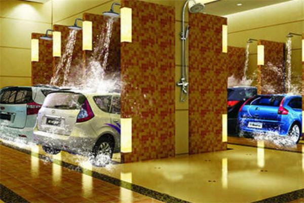 沃馳達汽車美容淋浴洗車
