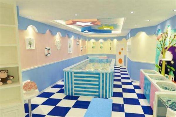 好寶寶游泳館環境好