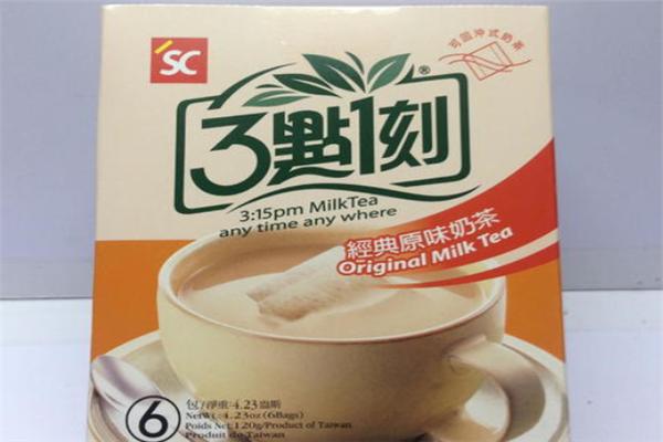 3點1刻休閑食品奶茶