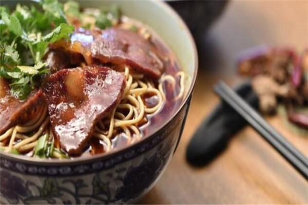 味林牛肉面健康