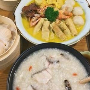 稻尚道香菇瘦肉粥