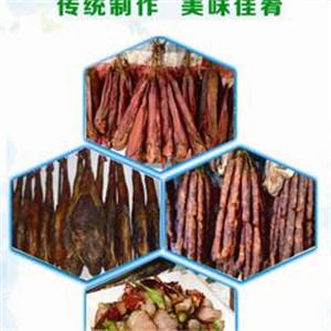 白濤鴻特產食品制作