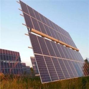 晶澳光伏發電太陽能提水灌溉工程
