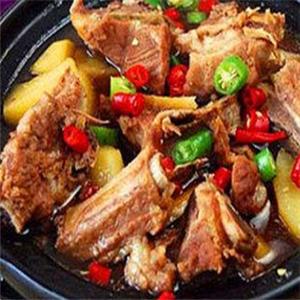 香源齋黃燜雞味美