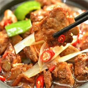 香源齋黃燜雞品嘗