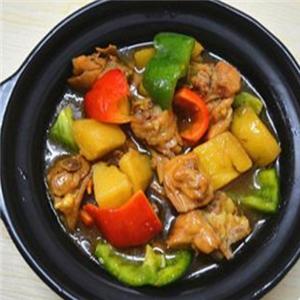 香源齋黃燜雞熱銷